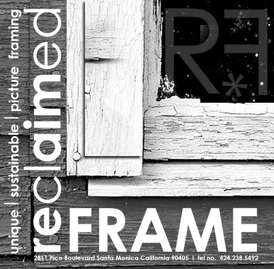 Reclaimed Frame