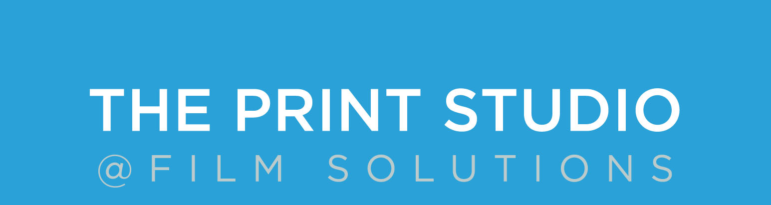 The Print Studio at Film Solutions