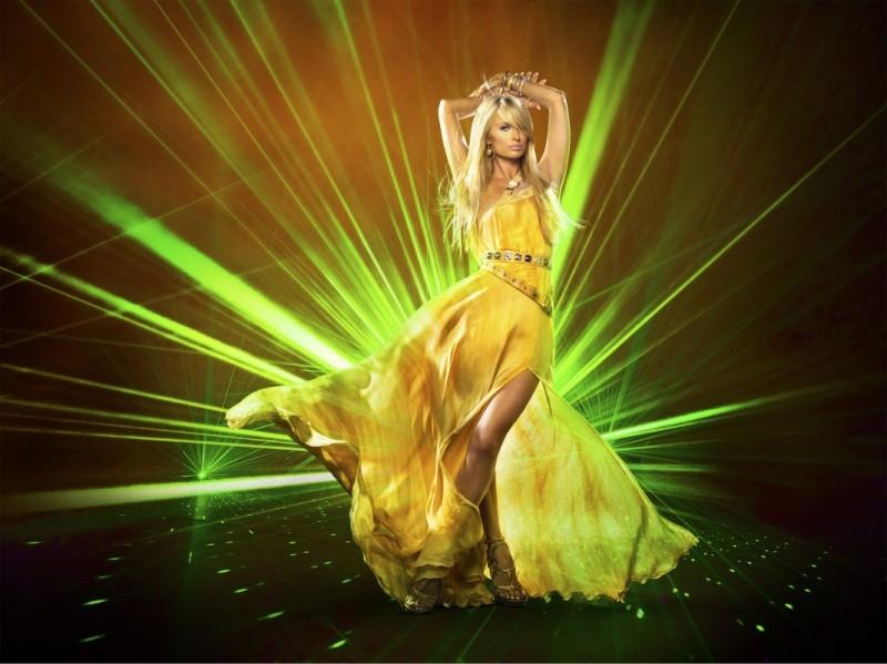 Paris Hilton by: Kate Turning